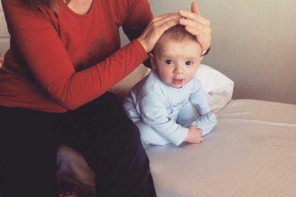 Cranial massage for babies. Questions & Answers