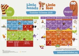 19442 - Summer Scheme Updates - Little Hands Little Feet (Screen)