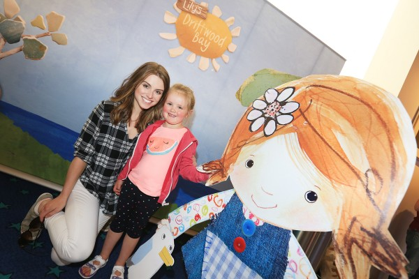 WORLD PREMIERE OF LILY'S DRIFTWOOD BAY IN BELFAST